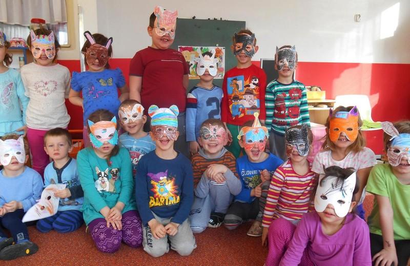 Детские сады в Праге 5