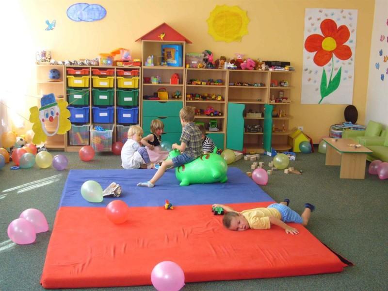 Детские сады в Праге 8