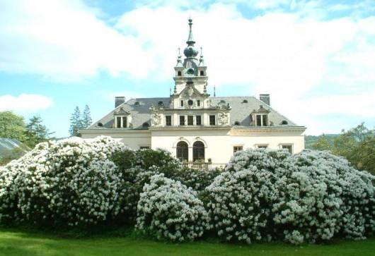 Замок Велке Бржезно