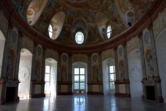 Замок Вранов-над-Дыей - зал