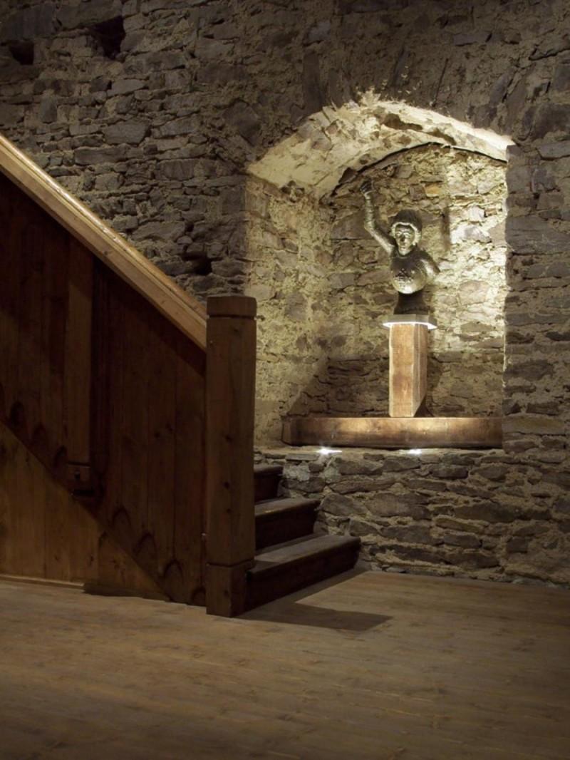 Замок Кашперк - внутри
