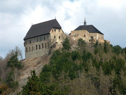 Замок Точник