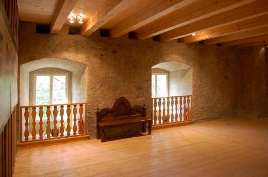 Замок Пернштейн - внутри