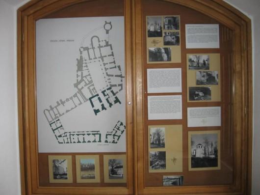 Замок Фридек внутри