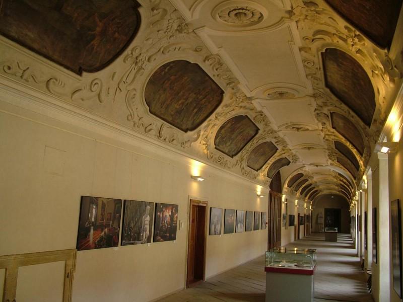 Клементинум - галерея