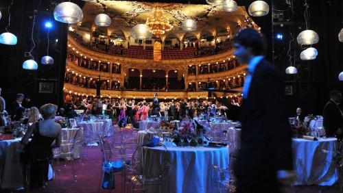 Пражская государственная опера - бал