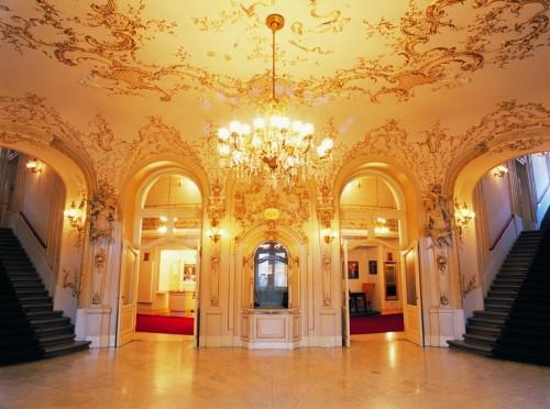 Пражская государственная опера - внутри