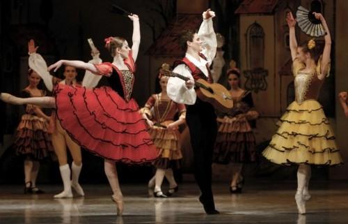 Пражская государственная опера - танец