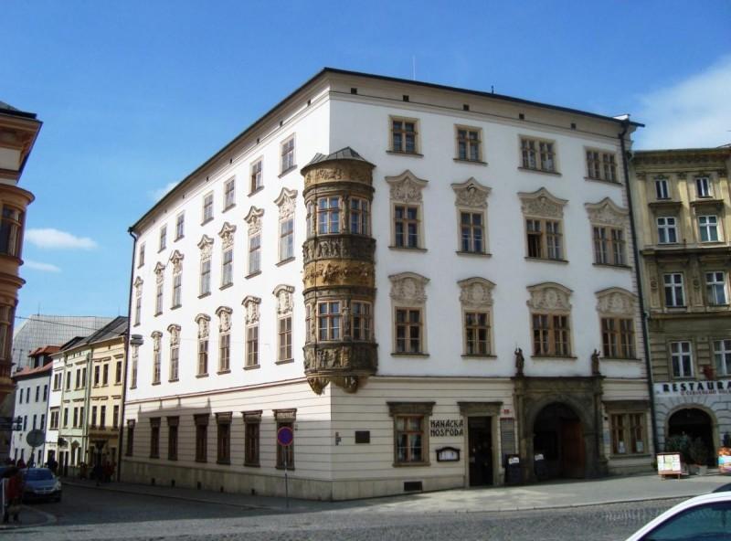 Дворец Гауеншильда
