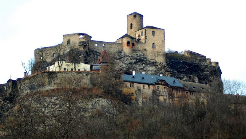 Замок Стрешков
