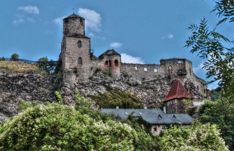 Замок Стршеков