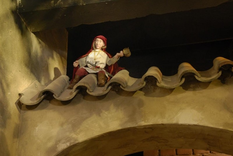 Музей призраков - гном