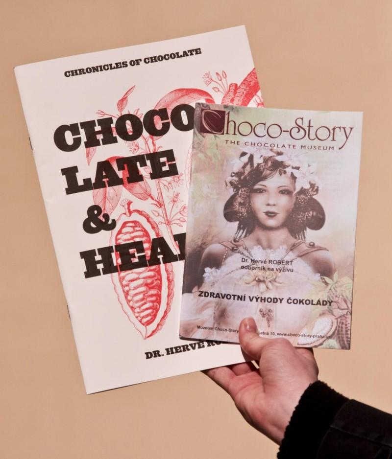 Музей шоколада - журнал