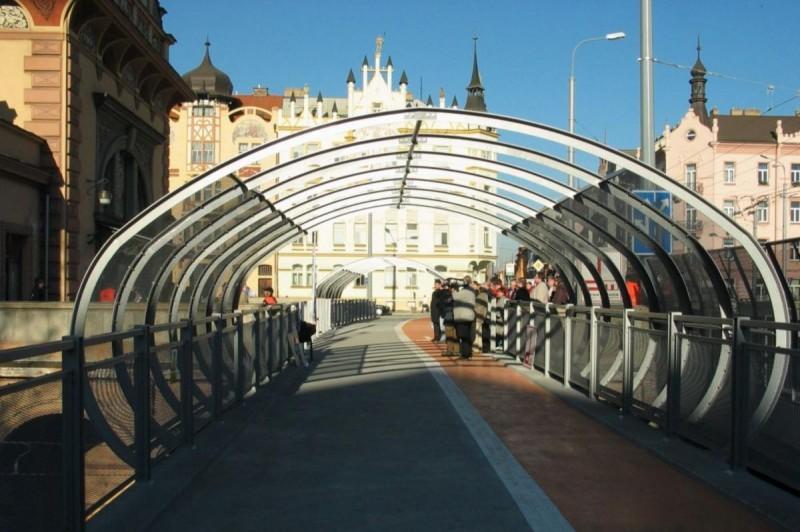 Пльзень - мост
