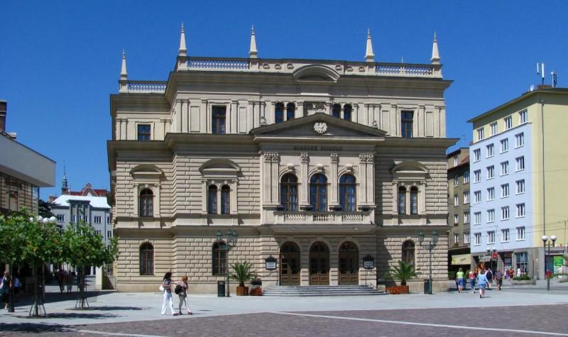 Старейший театр Чехии