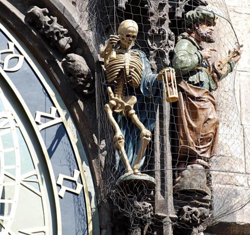 Турок и Скелет