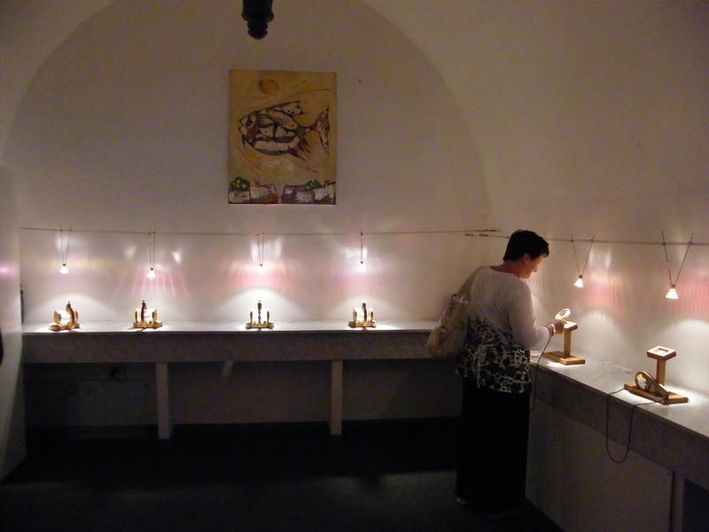 миниатюры в Праге