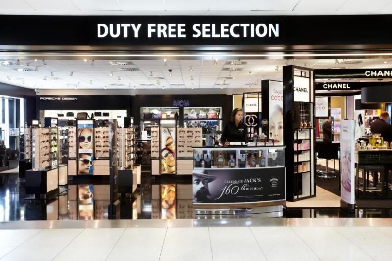 Tax free в аэропорту Праги