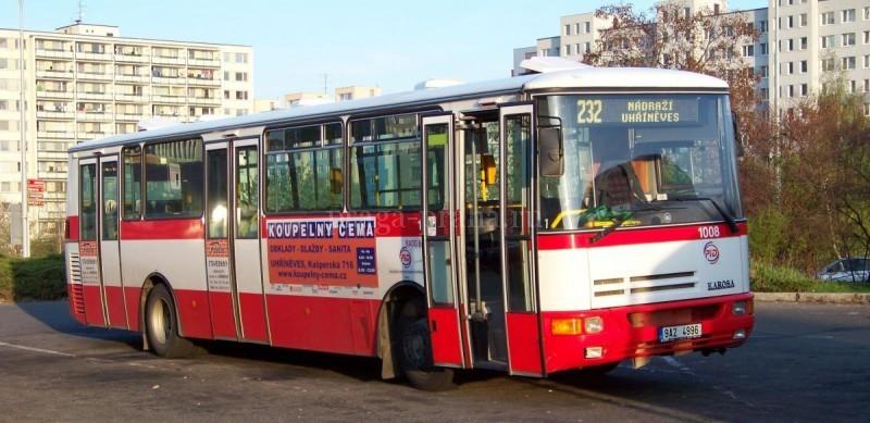 Городской автобус 232
