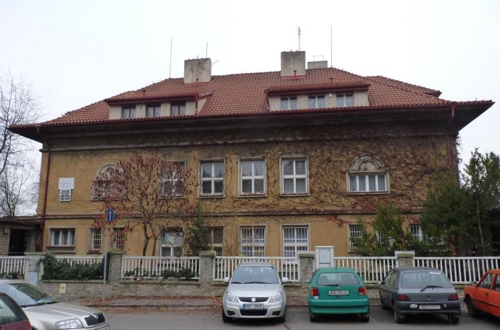 Дом Карла Чапека