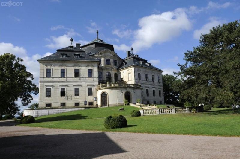 Замок Хлумец-над-Цидлиной