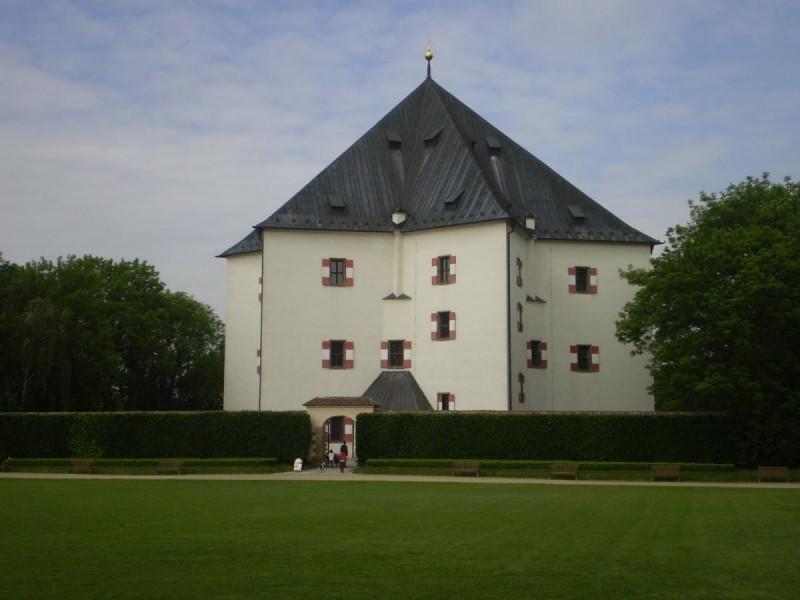 Летний замок Звезда