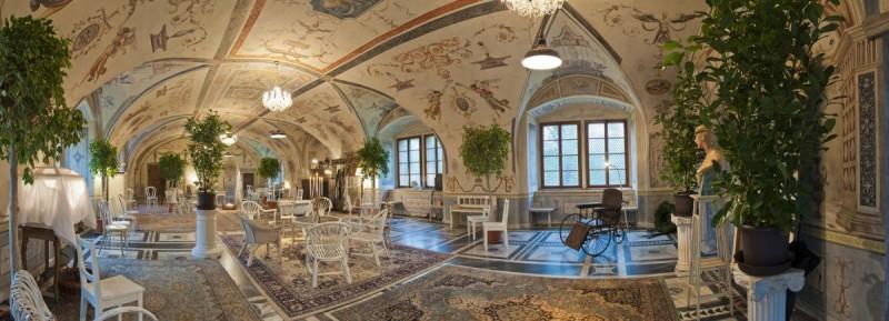 Мартиницкий дворец - внутри 1