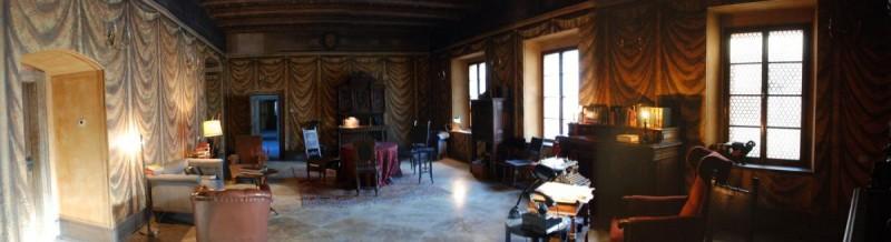 Мартиницкий дворец - внутри 2