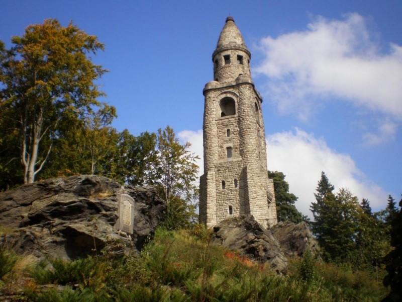 Обзорная башня в Гае