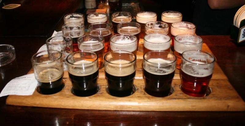 Пражский пивной музей - пиво