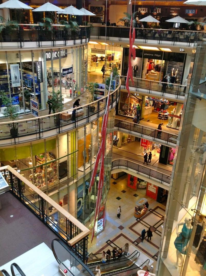 Торговый центр PALLADIUM 7