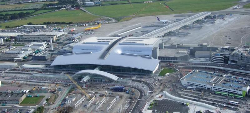 дублин аэропорт