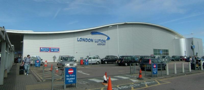 лондон аэропорт
