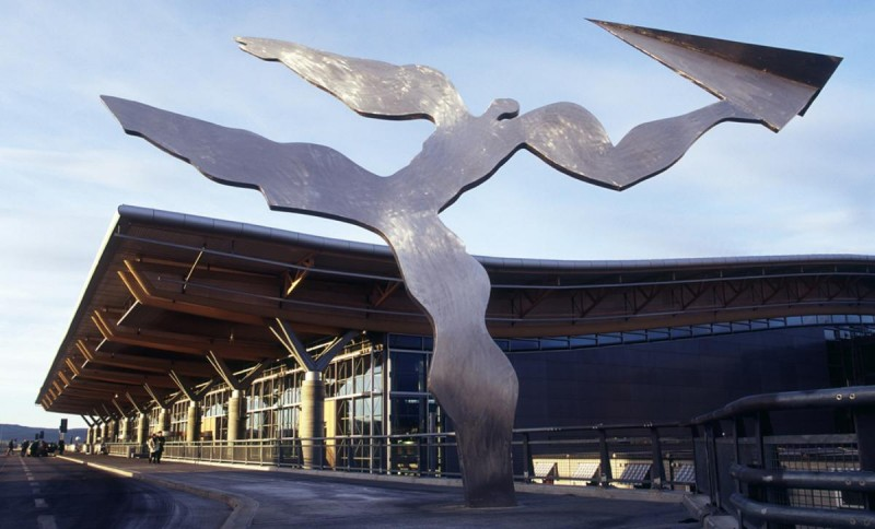 осло аэропорт