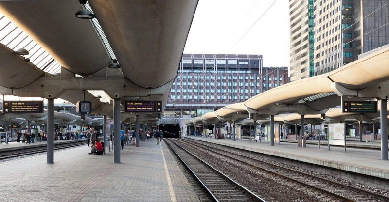 осло жд вокзал