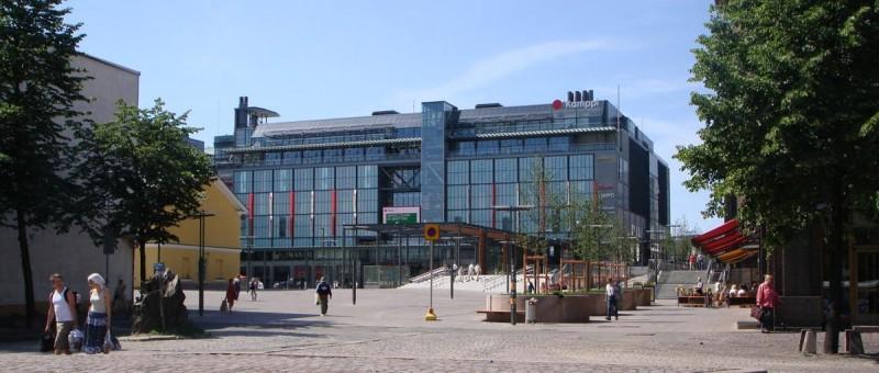 хельсинки автовокзал