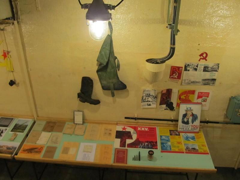 Атомный музей - внутри 4