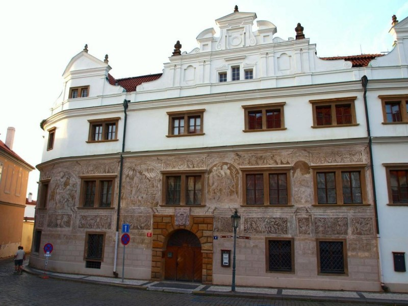 Мартиницкий дворец