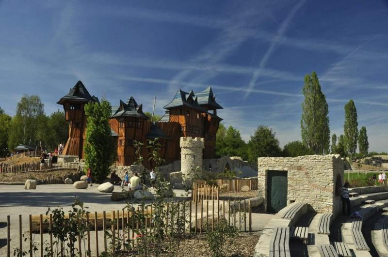 Парк Mirakulum
