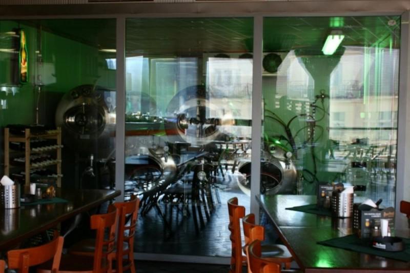 Пивная Кобыла - танки