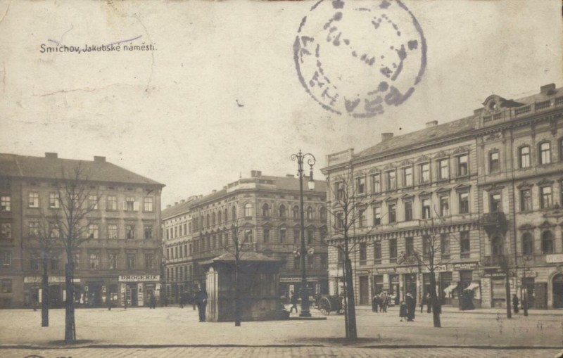 Arbesovo náměstí - история