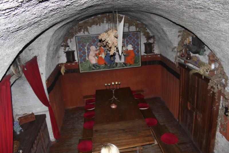 U sedmi Švábů - нижний зал