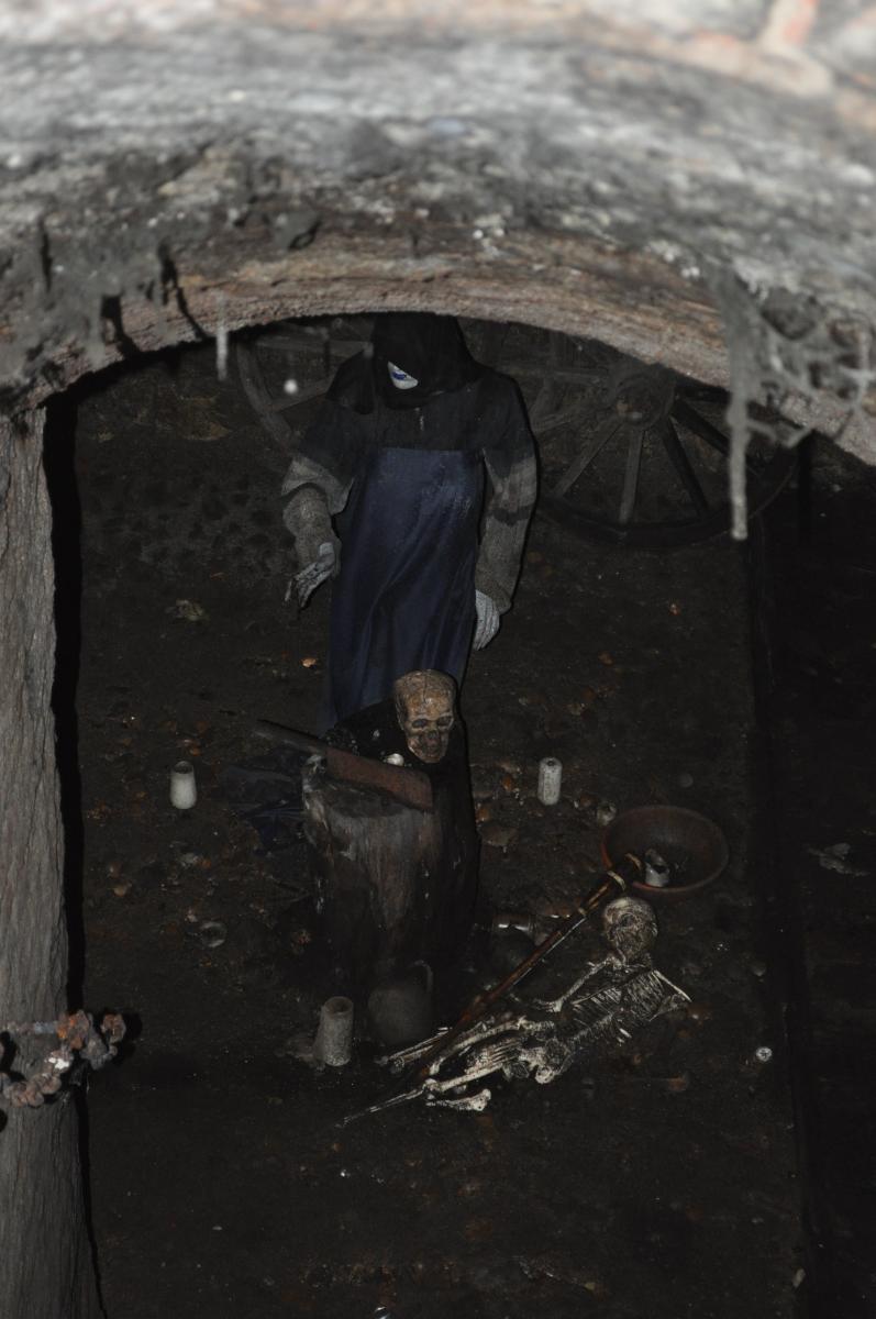 U sedmi Švábů - подвал