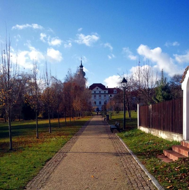 Бржевновский монастырь сегодня