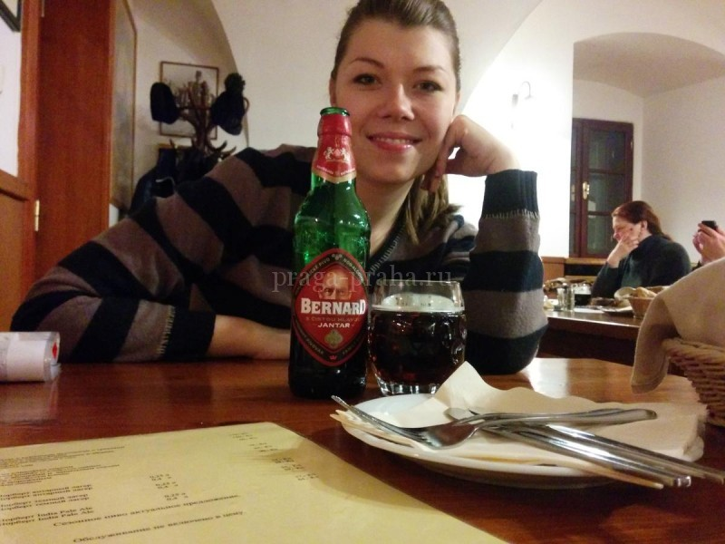 Монастырская пивоварня Страгов 14