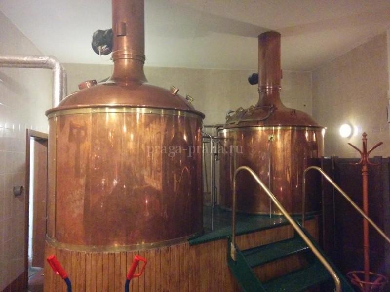 Монастырская пивоварня Страгов 31