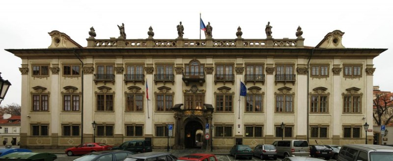 Ностицкий дворец