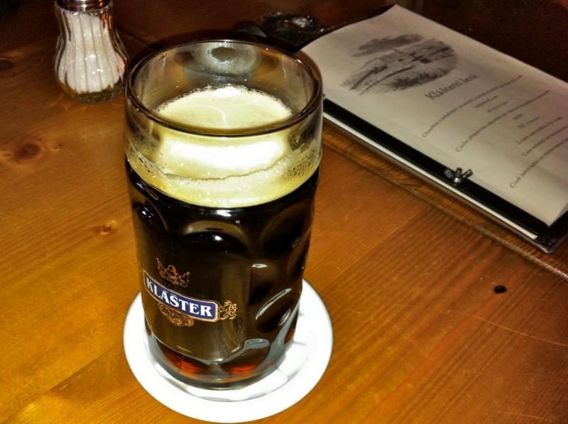 Пивная Монастырский шинок - пиво