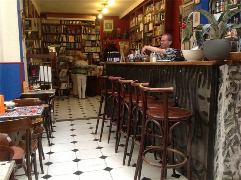 Пивная Cafe Řehoř Samsa (5)