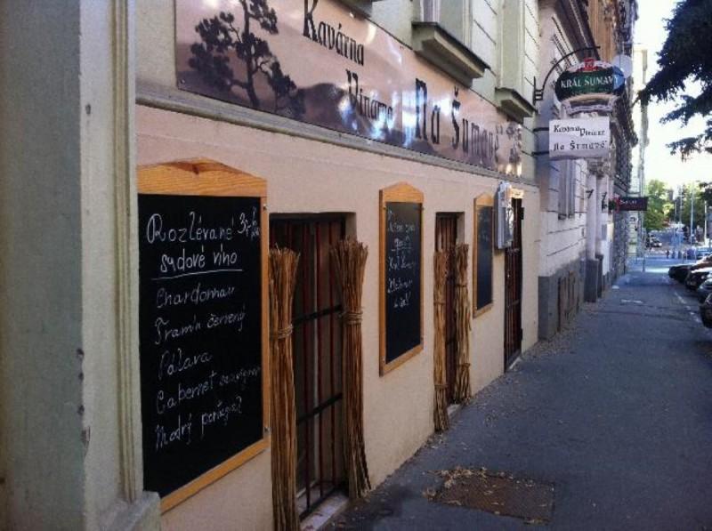 Пивная Kavarna na Šumave  (3)